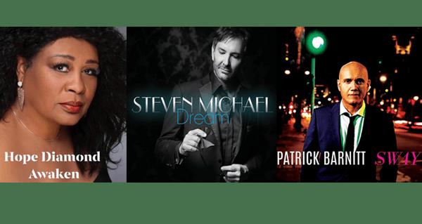 Friends: Hope Diamond, Steven Michael McCann and Patrick Barnitt