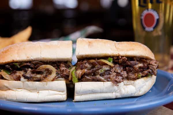 Beef Philly Steak Supreme