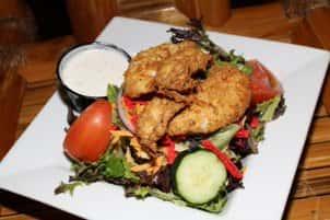 Jack's Crispy Chicken Salad