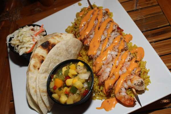 Jack's Caribbean Tacos | Shrimp