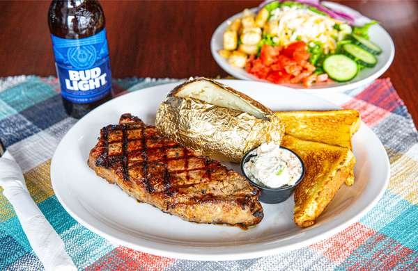 16 oz New York Steak