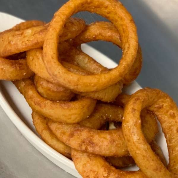 Onion Rings Appetizer