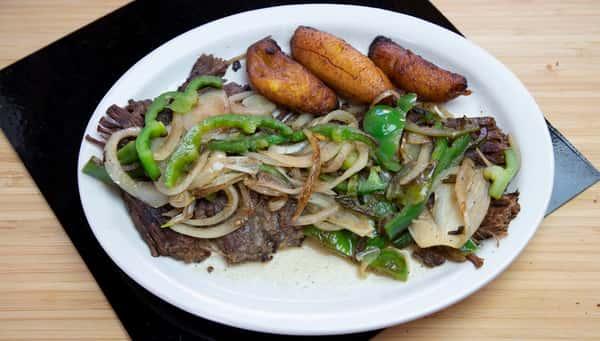 21. Vaca Frita - Grilled Flank Steak