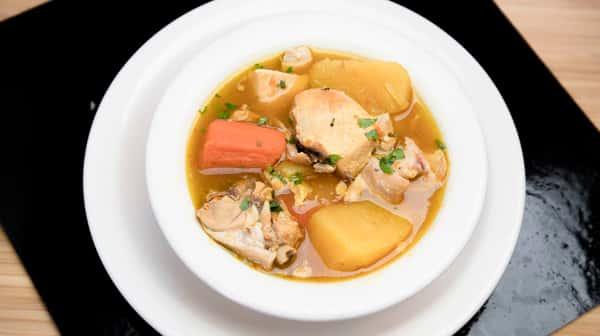 Sopa de Pollo - Chicken Soup