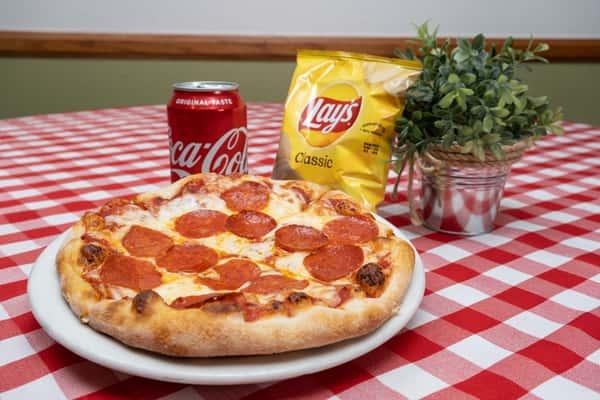 Personal Pepperoni Pizza Combo