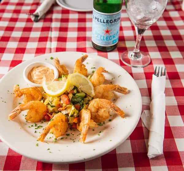 Shrimp & Aioli