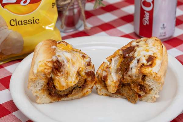 The Meatball & Cheese
