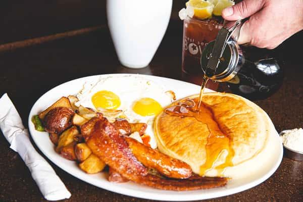 bowler breakfast
