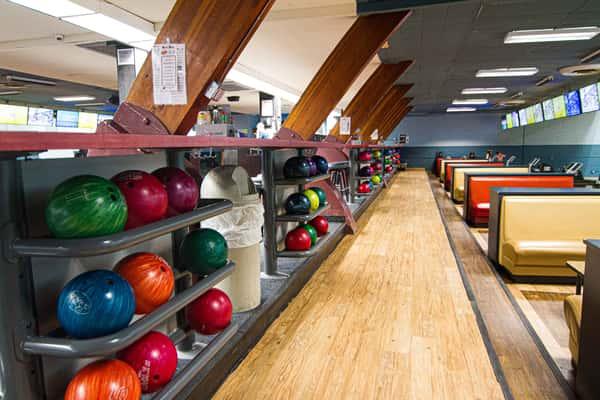 lanes and balls