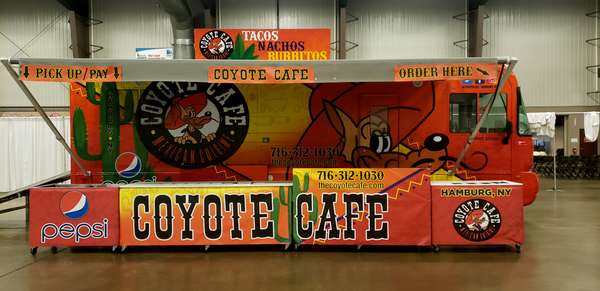 Coyote Cafe Food Truck