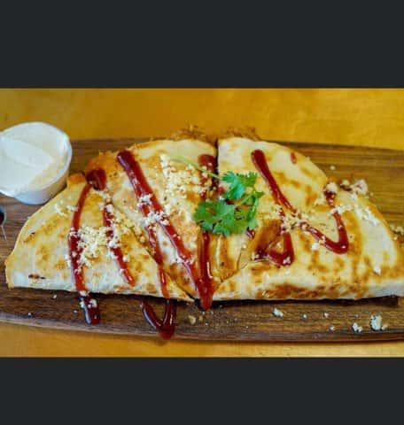 4 piece Quesadilla