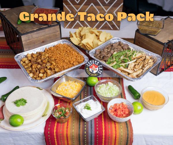 Grande Taco Pack
