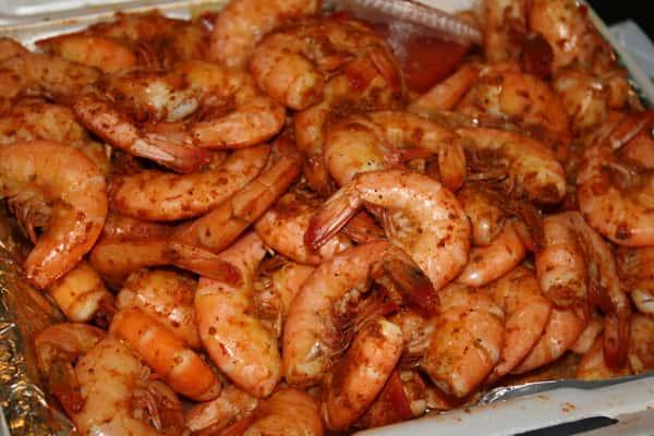 3 for $30 Steamed Shrimp Feast