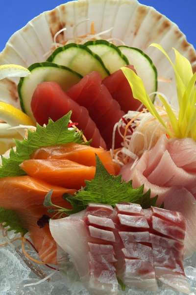 Premium Sashimi Set (12pc)