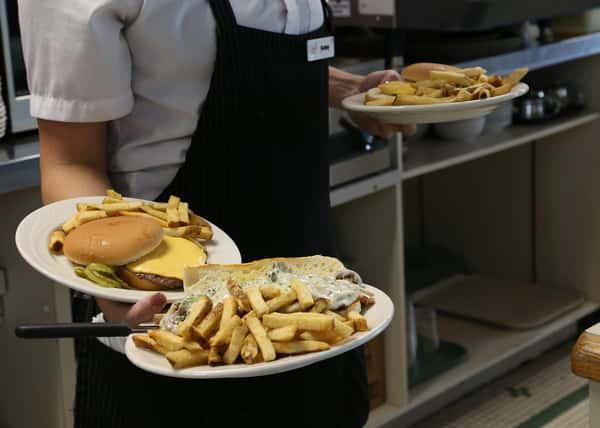 Uncle Joes Diner Server
