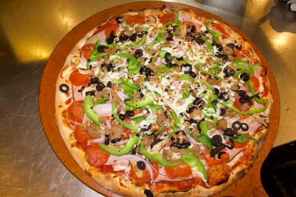 """10"""" Combination Pizza"""