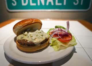 Black N' Blue Burger