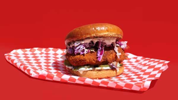 Firebird Chicken Sandwich