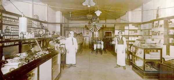 The Original Atkins Park Delicatessen – 1922