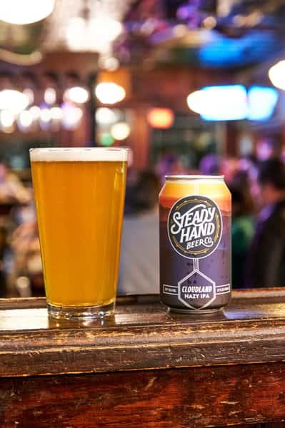 steady hand beer