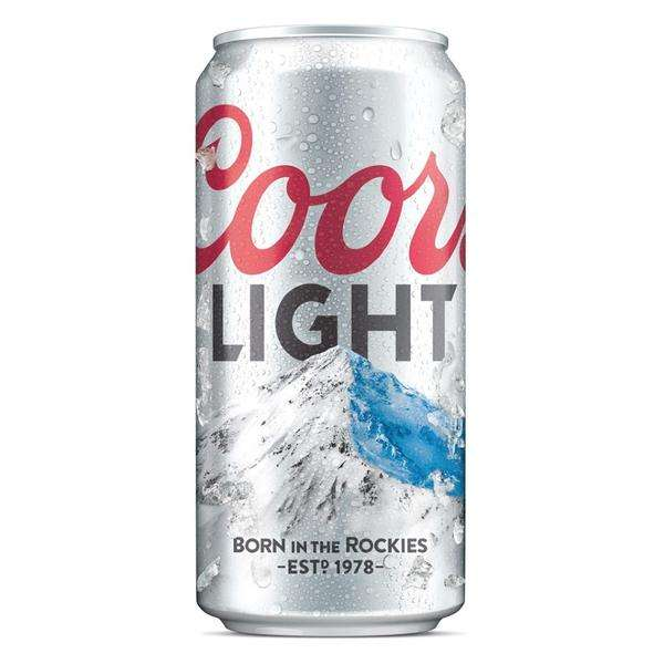 12oz Can- Coors Light