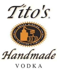 Vodka- Tito's