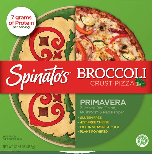 Spinato's Primavera Pizza