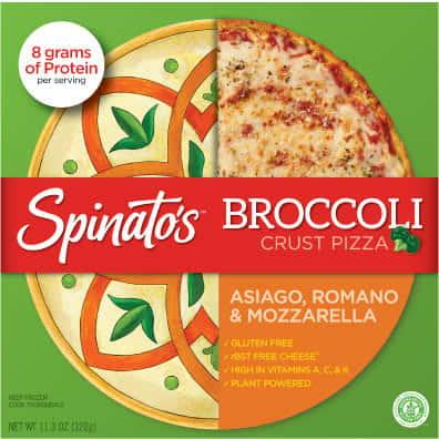 Spinato's Aged Mozzarella Pizza