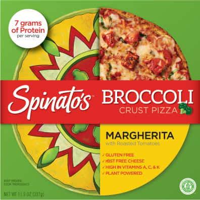 Spinato's Margherita Pizza