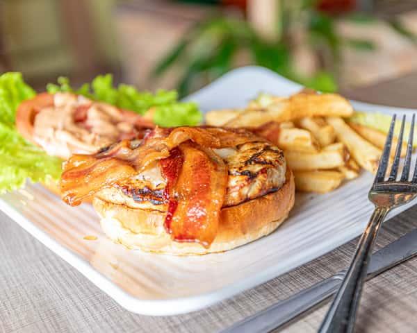 Southwestern Turkey Burger