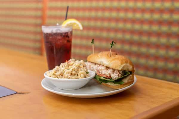 Sea Sound Salad Sandwich*
