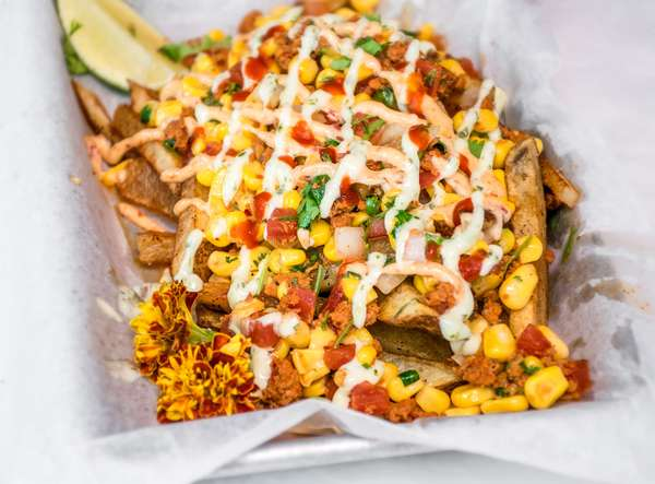 Colombian, Mexican, or Gringo Style Hand Cut Latin Fries