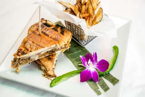 Arepa Cuban Sandwich