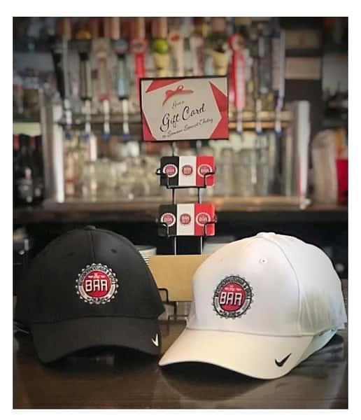 bars hat