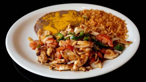 Chicken A La Mexicana