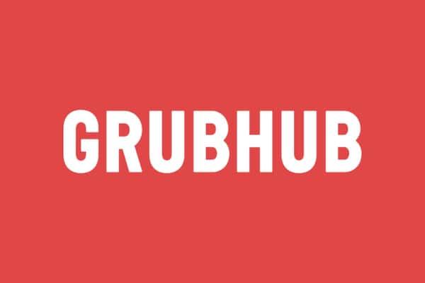 Grub Hub Logo