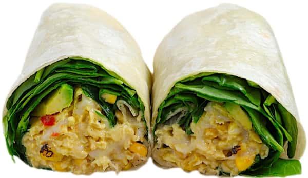 Viva Vegan Burrito