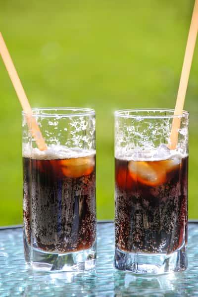Two sodas