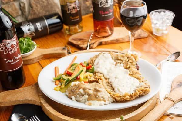 Chicken Fried Ribeye