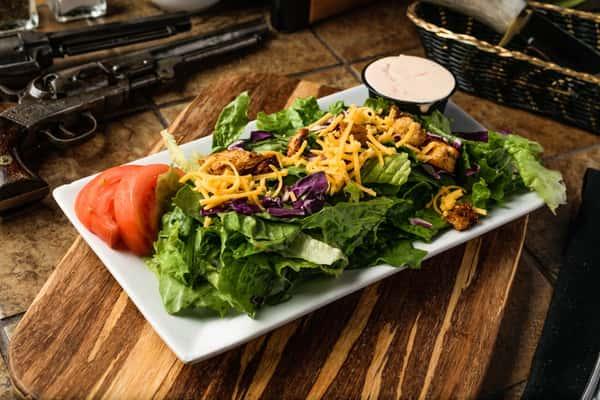 Small House Salad or Caesar Salad