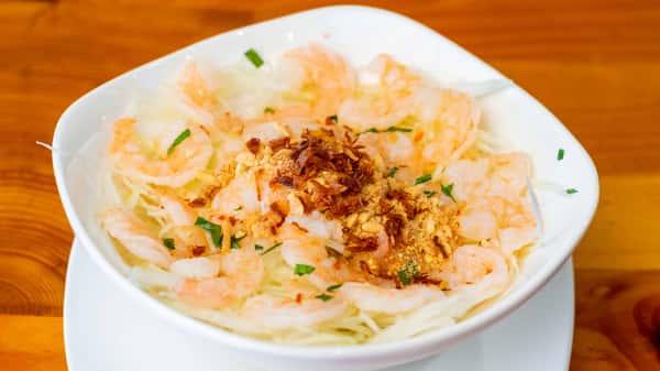 A3. Papaya Salad - Gòi Đu Đú