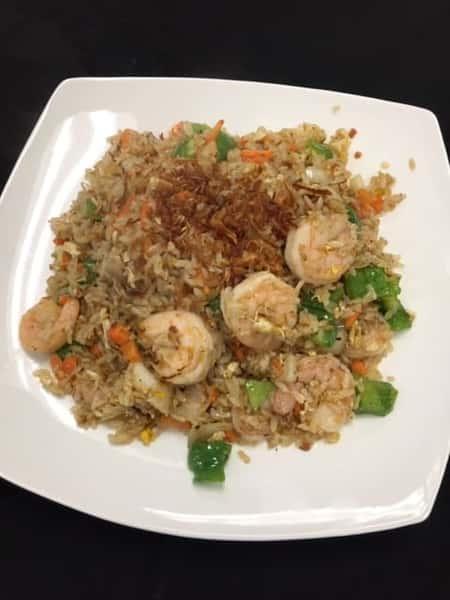 R5. Shrimp Fried Rice