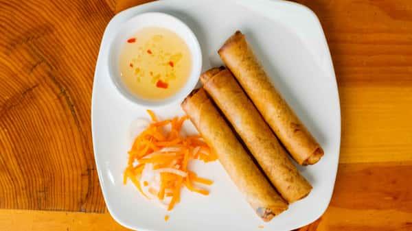 A2. Fried Pork Eggroll-Chả Giò