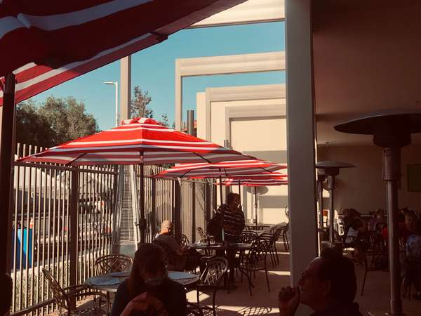 patio club california