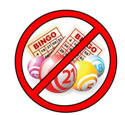 no bingo No