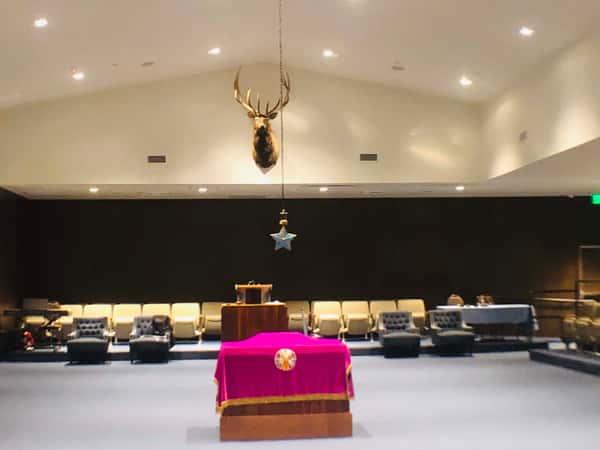 lodge meeting room