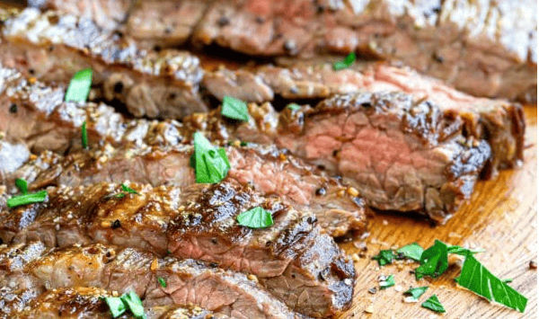 skirt steak