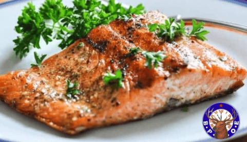 Perfect Salmon