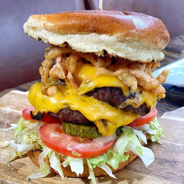 Double Patty Burger
