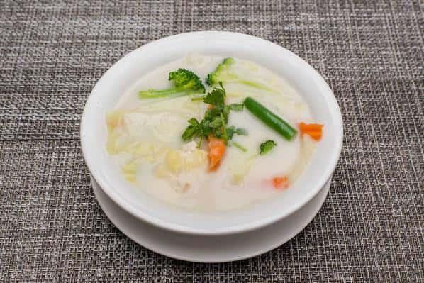 Tom Kha Soup (Seafood or Shrimp)